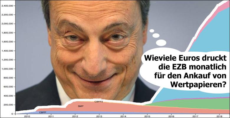 EZB Wertpapierankauf